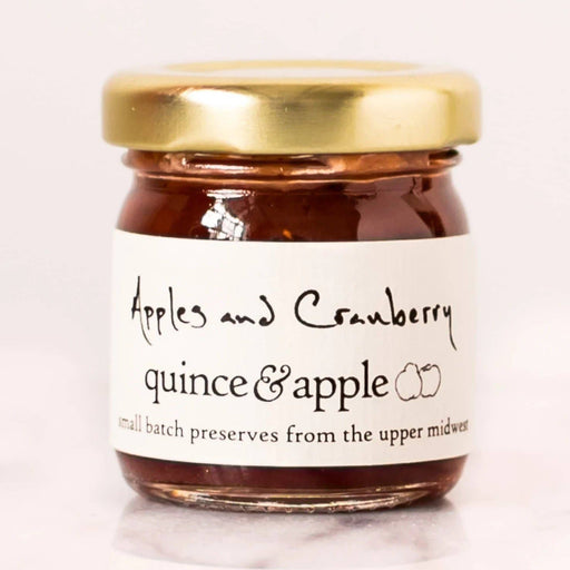 Apples and Cranberry Preserve - Fancy That