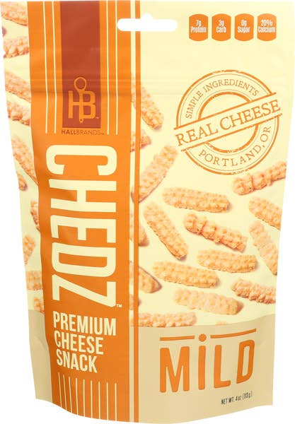 Chedz Mild Baked Cheese Snack - Fancy That