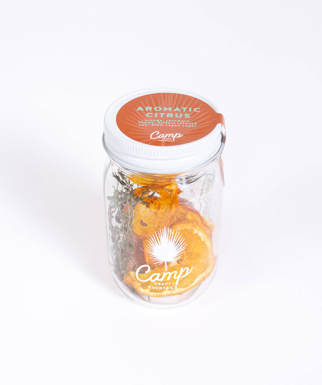 Camp Craft Cocktails - 16 oz Aromatic Citrus - Fancy That