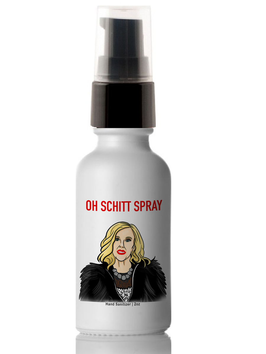 Oh Schitt Spray Hand Sanitizer - Fancy That