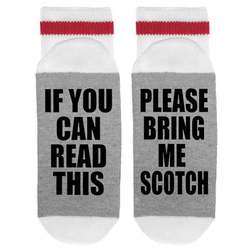 Please Bring Me Scotch Socks - Fancy That