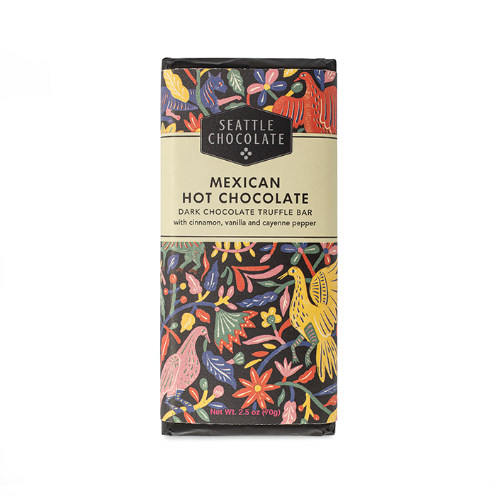 Mexican Hot Chocolate Truffle Bar - Fancy That