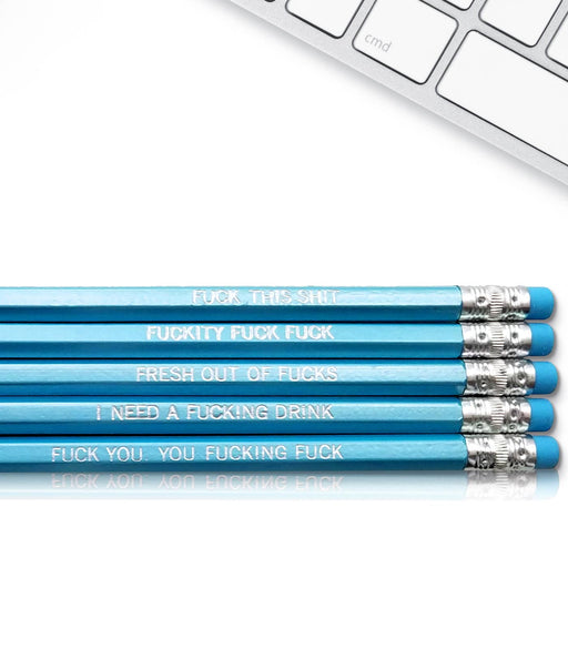 Swear Words Pencils - Fancy That