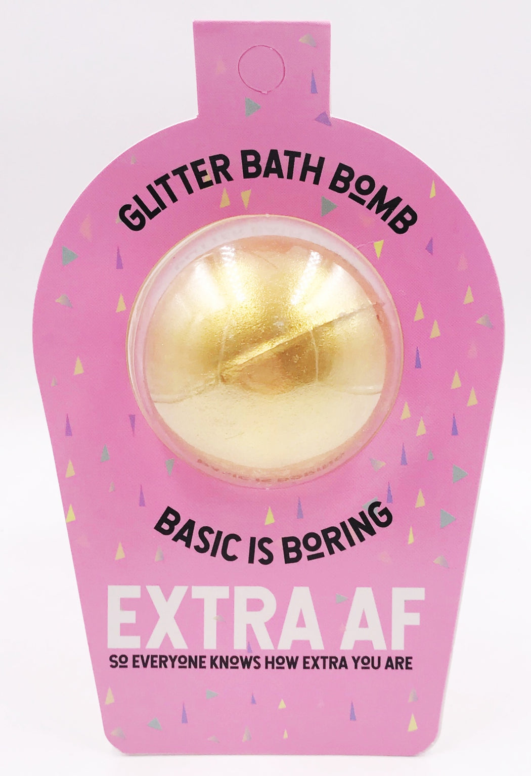 Glitter Bath Bomb - Fancy That