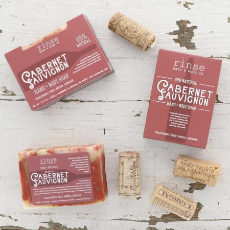 Cabernet Soap - Fancy That