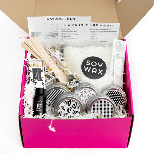 DIY Candle Making Kit - Fancy That