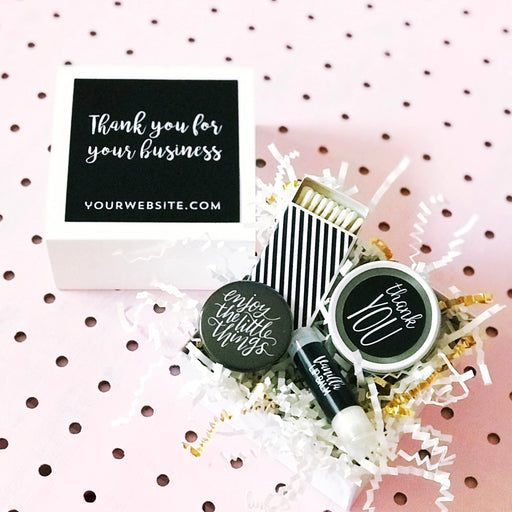 Personalized Thank You Gift