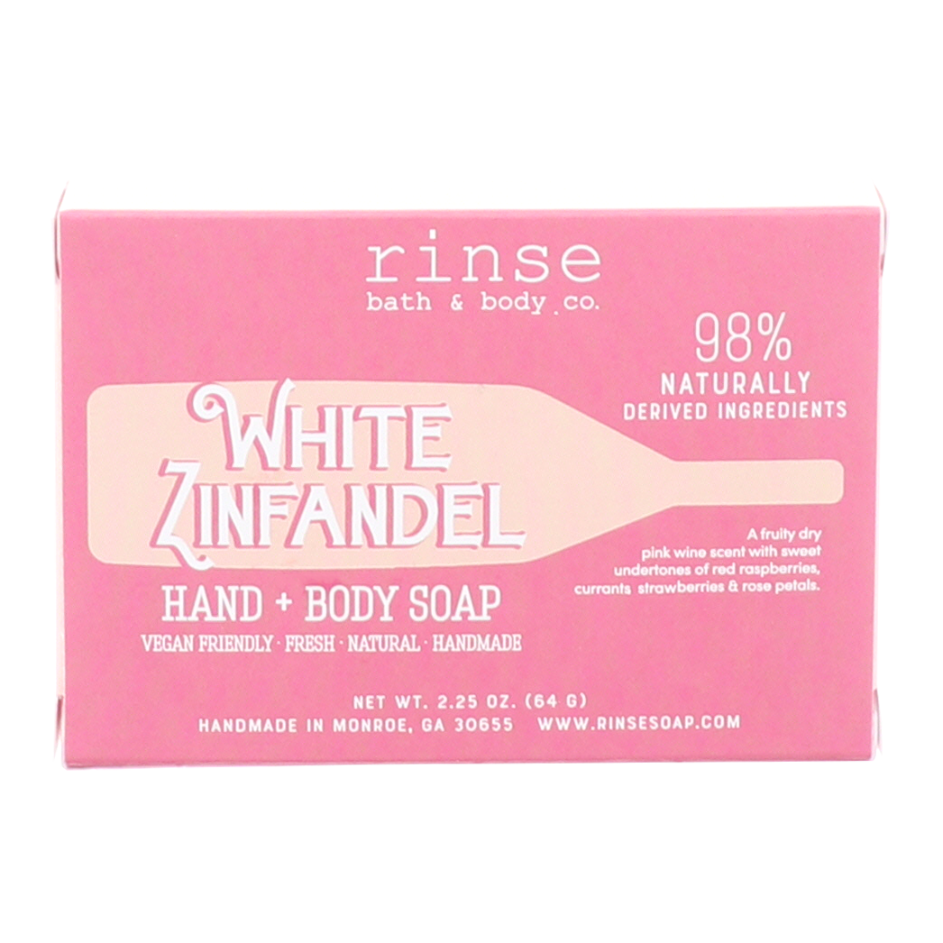 Mini White Zinfandel Soap Bar - Fancy That