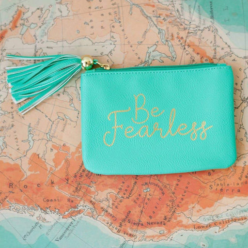 Mint Be Fearless Coin Purse - Fancy That