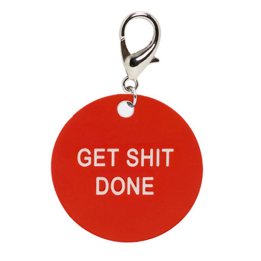 Get Shit Done Key Tag - Fancy That