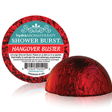 Hangover Shower Burst