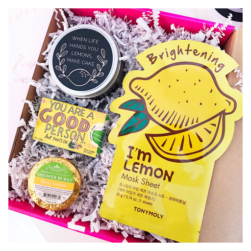 Lemon Love Gift Box - BEST SELLER - Fancy That