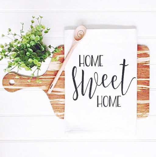 Home Sweet Home Tea Towel - Fancy That