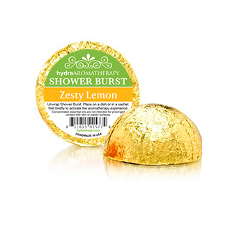 Lemon Shower Burst - Fancy That