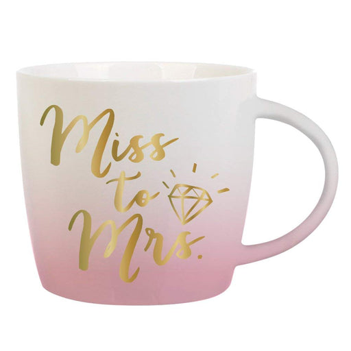 Miss to Mrs Mug - Fancy That