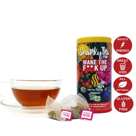 Wake The F*ck Up Tea - Fancy That
