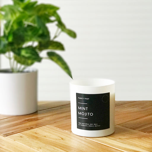 Mint Mojito Candle - Fancy That