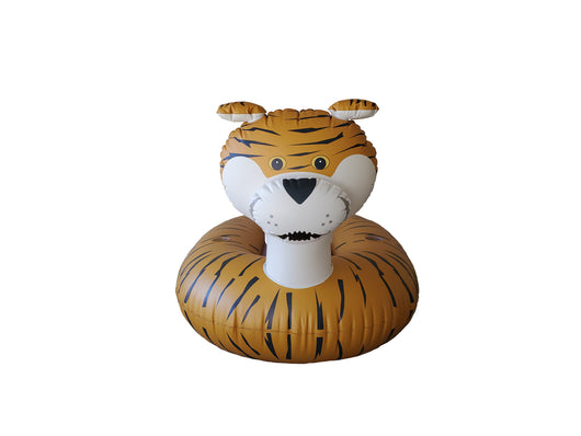 Mike the Tiger pool float