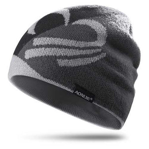 Mens Womens Winter Thicken Windproof Knitted Hat
