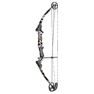 Pro Bow Right Handed, White Camo