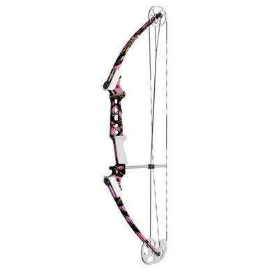 Pro Bow Right Handed, Pink Camo
