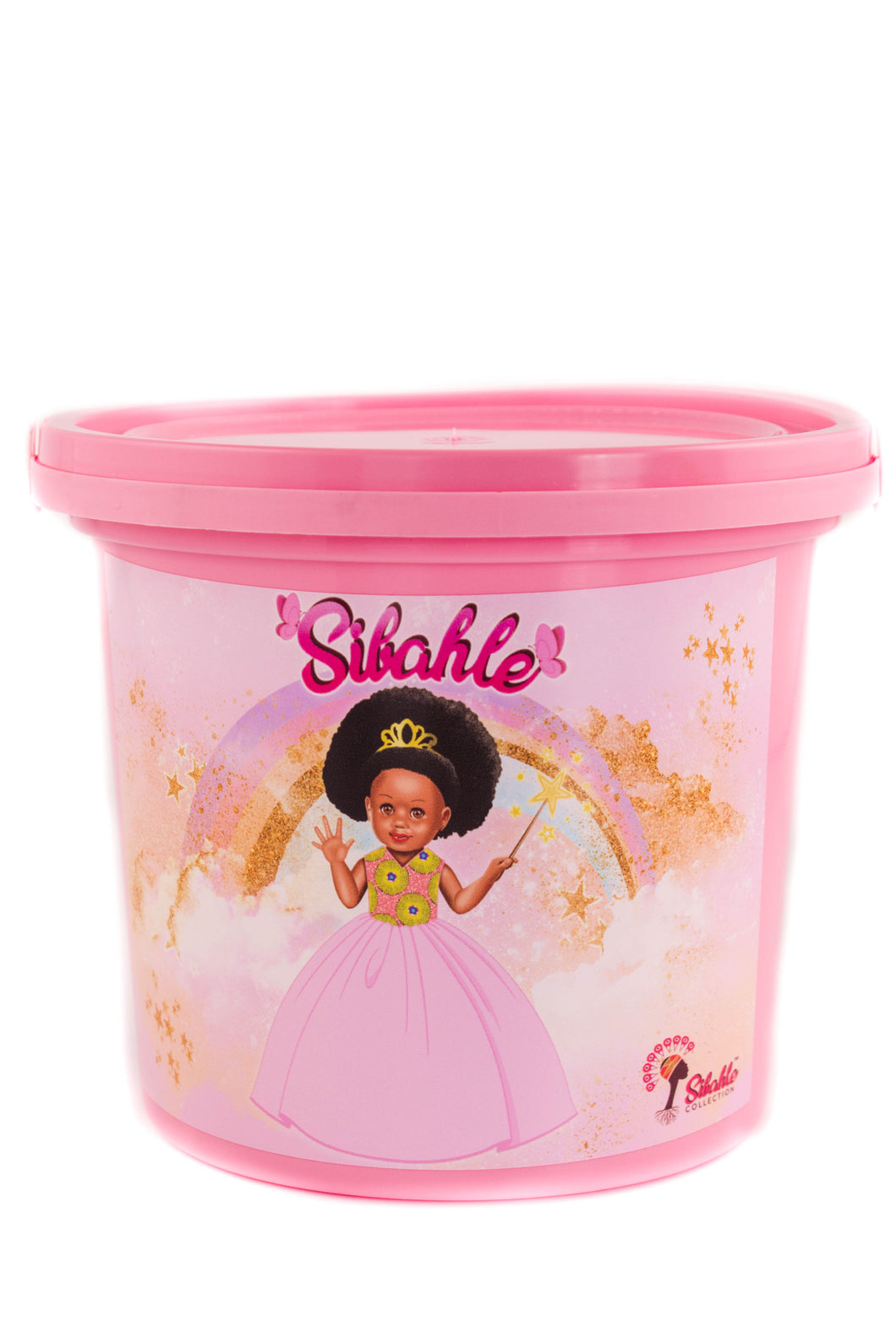 Pretty In Pink Party Bucket