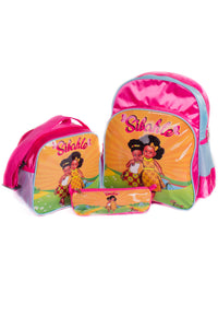 3 Piece Sunshine School Bag Set