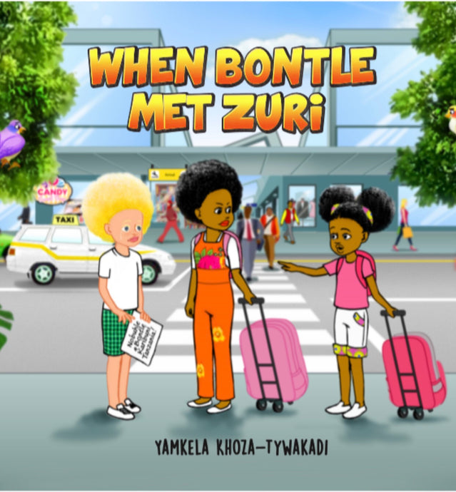 Book: When Bontle Met Zuri