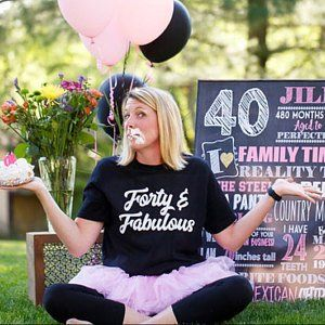 Milestone Birthday Adult Sign - Smash cake photo prop - Any age Birthday Personalized Chalkboard Sign - DIGITAL FILE