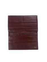 Load image into Gallery viewer, Cartier vintage large red wallet / purse - MrBreckz