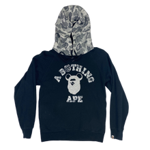 Load image into Gallery viewer, Bape x Bearbrick black hoodie - MrBreckz