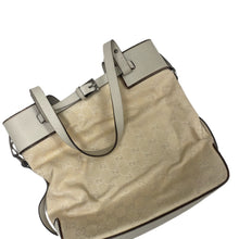 Load image into Gallery viewer, Gucci cream GG mono handbag - MrBreckz