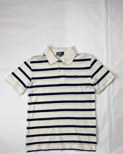 Load image into Gallery viewer, Ralph Lauren striped polo - MrBreckz
