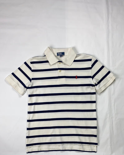 Ralph Lauren striped polo - MrBreckz