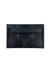 Load image into Gallery viewer, Authentic Louis Vuitton eclipse cardholder - MrBreckz
