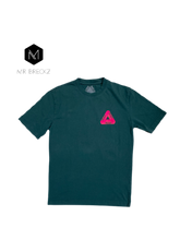 Load image into Gallery viewer, Authentic palace green tee - MrBreckz