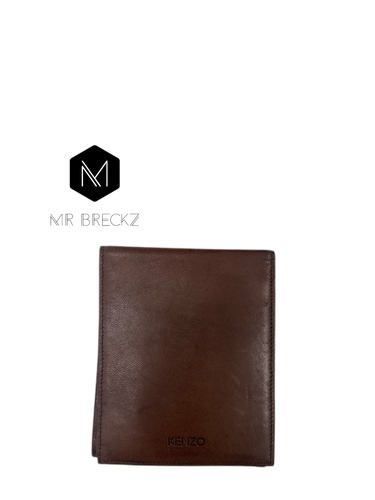 Authentic kenzo Paris brown wallet - MrBreckz