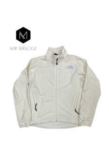 Authentic north face white women's jacket - MrBreckz