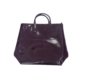 Gucci vintage purple large handbag - MrBreckz