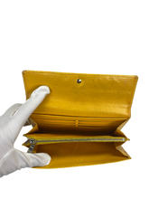 Load image into Gallery viewer, Louis Vuitton vintage yellow Epi leather purse - MrBreckz