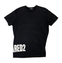 Load image into Gallery viewer, Dsquared2 black tee - MrBreckz