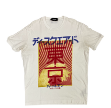 Load image into Gallery viewer, Dsquared2 white tee - MrBreckz