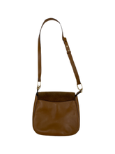 Load image into Gallery viewer, Michael kors delfina large leather saddle bag - MrBreckz