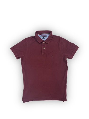 Authentic Tommy Hilfiger cotton polo - MrBreckz