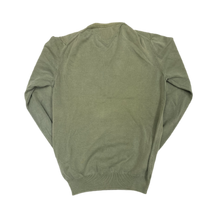 Load image into Gallery viewer, Authentic Tommy Hilfiger khaki jumper - MrBreckz