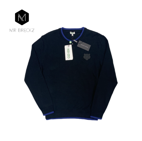 Authentic kenzo black jumper brand new - MrBreckz