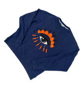 Load image into Gallery viewer, Authentic kenzo Paris navy jumper - MrBreckz