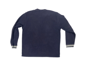 Authentic Tommy jeans navy jumper - MrBreckz
