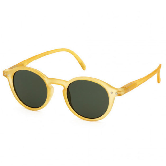 #D Sun Junior Sunglasses Yellow Honey