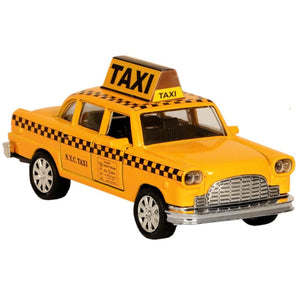 NYC Taxi in Yellow Cab